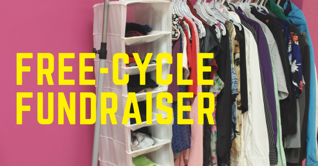 Winter fundraiser - Clothing Free-cycle!