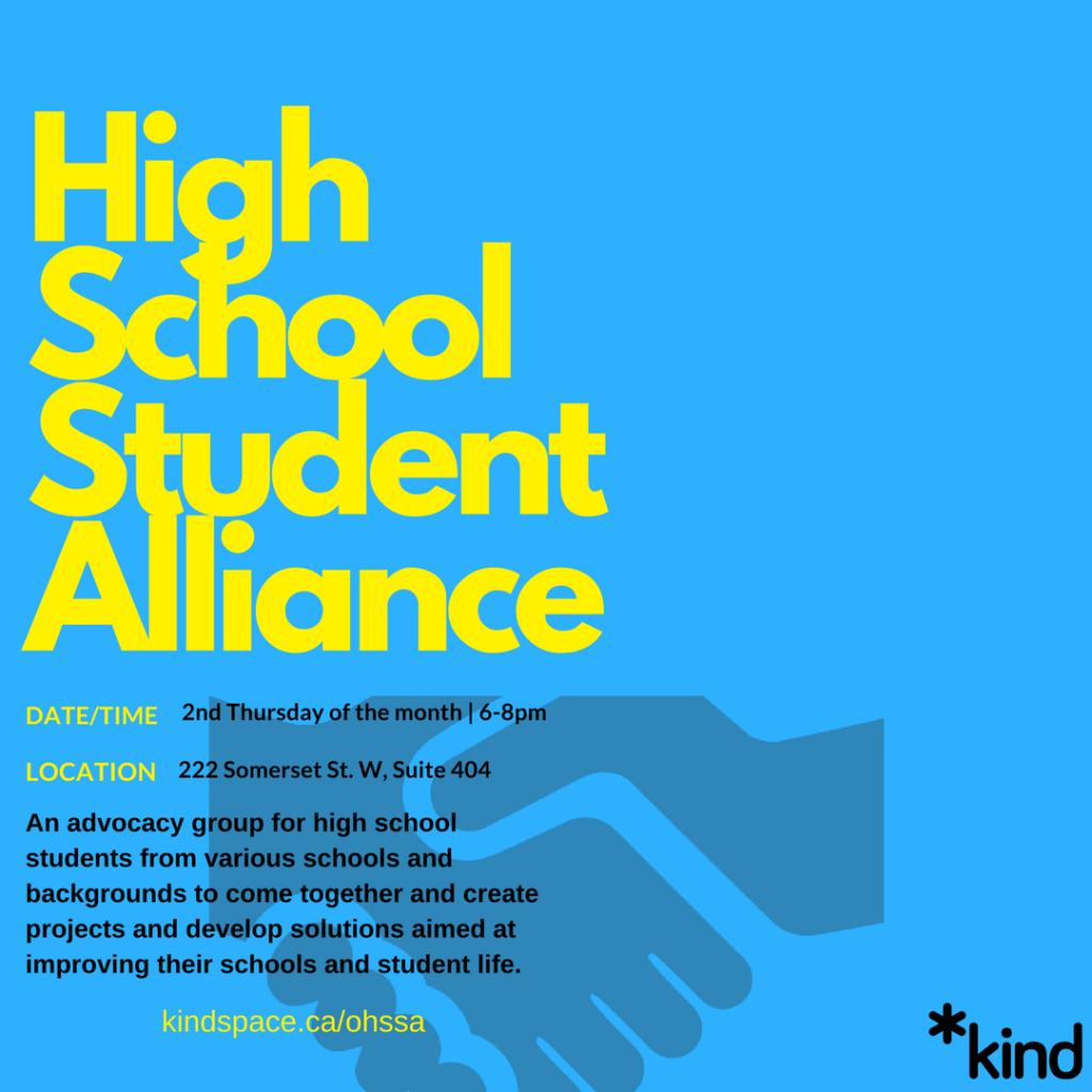 High School Student Alliance