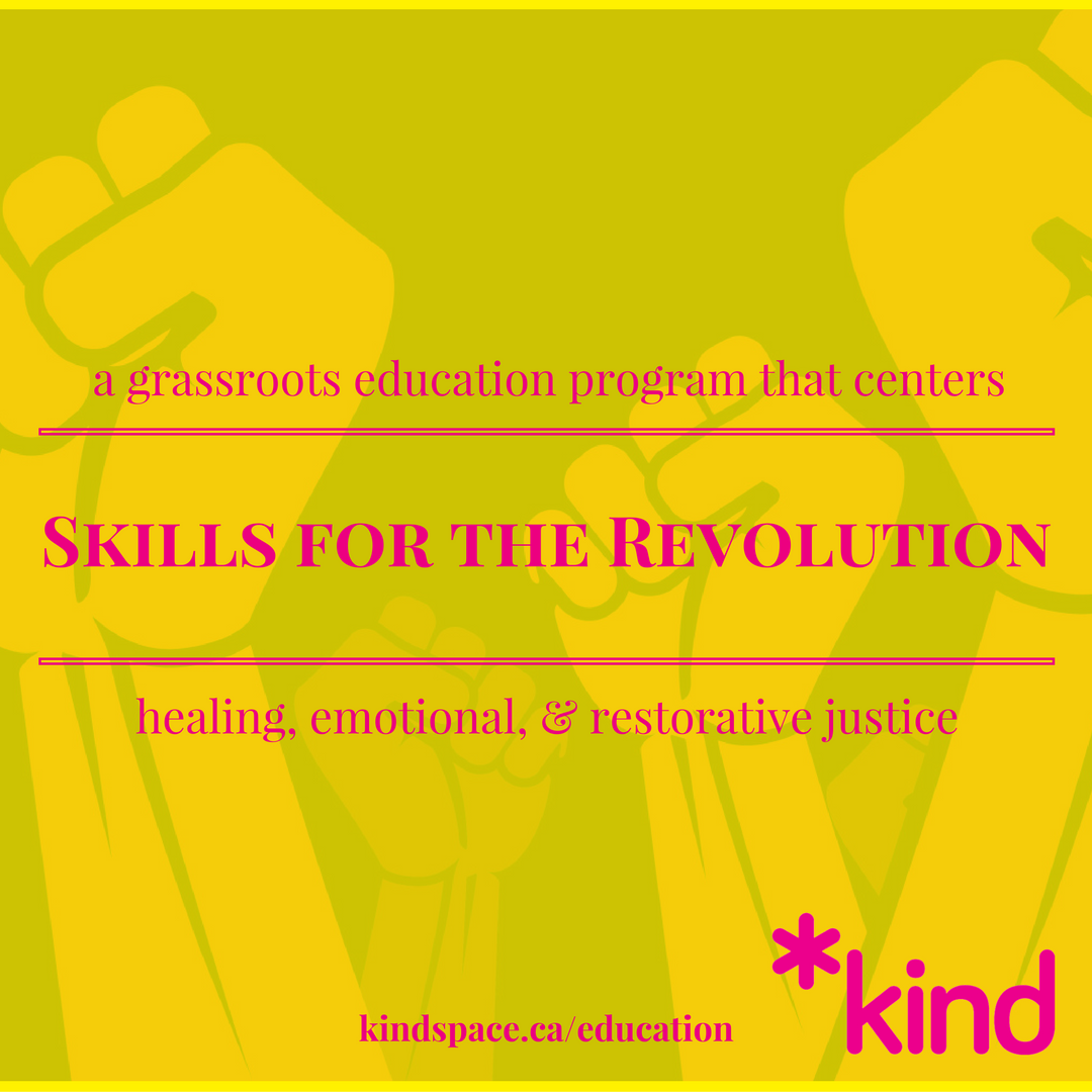 Skills for the Revolution