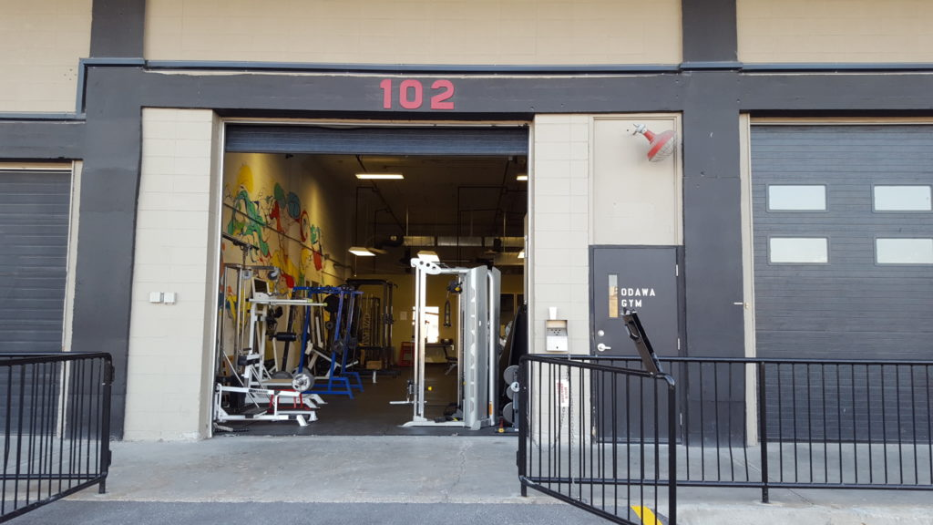 Odawa Gym