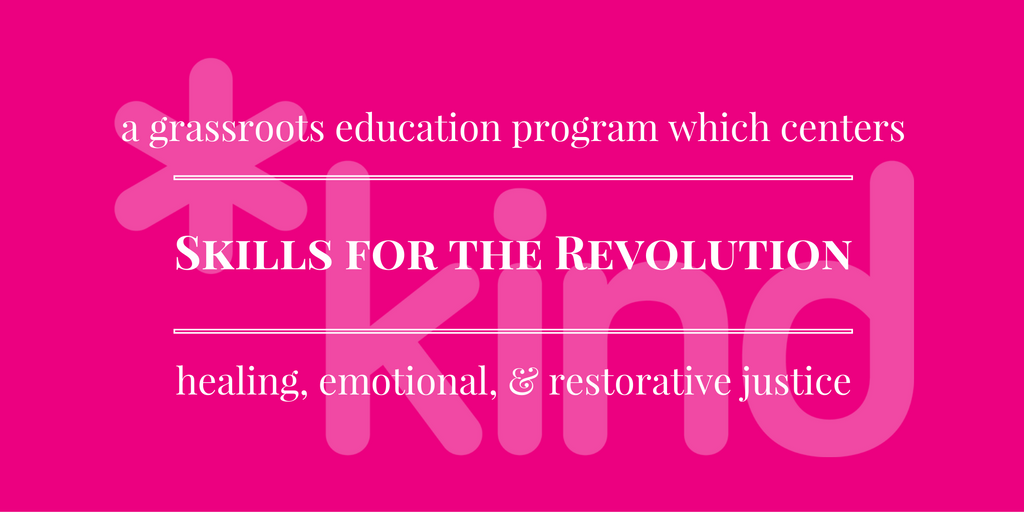 Skills for the Revolution!